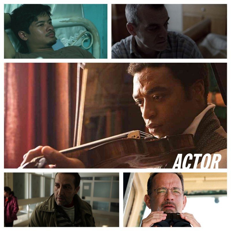2013 Year in Review: Best Actor