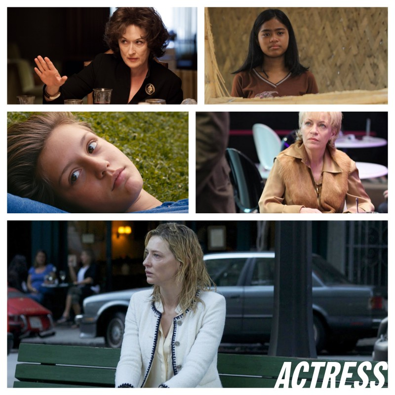 2013 Year in Review: Best Actress