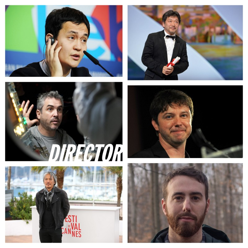 2013 Year in Review: Best Director